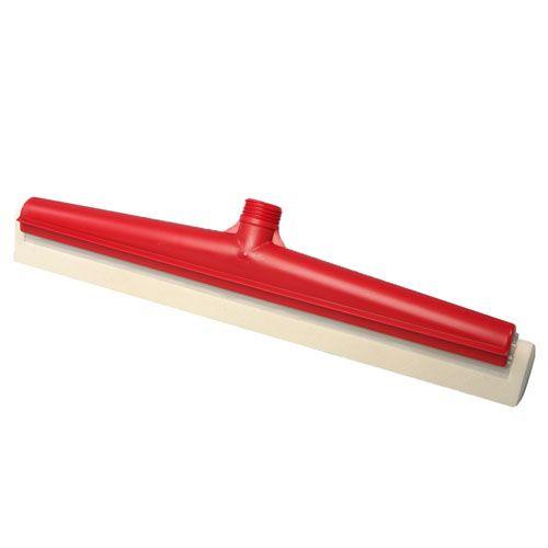 HACCP Hygiene-Wasserschieber rot, 40 cm
