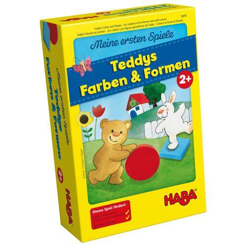 Haba Meine ersten Spiele - Teddys Farben und Formen