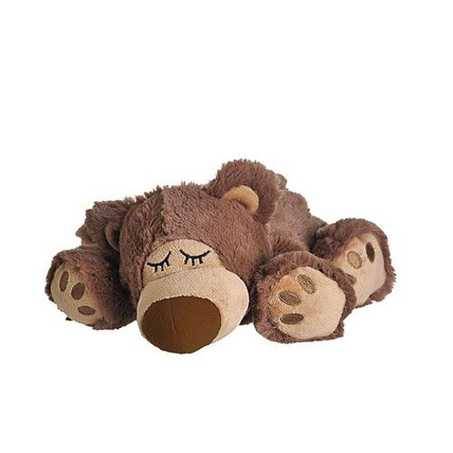 Bed Bear Sleepy, braun, L ca 32 cm