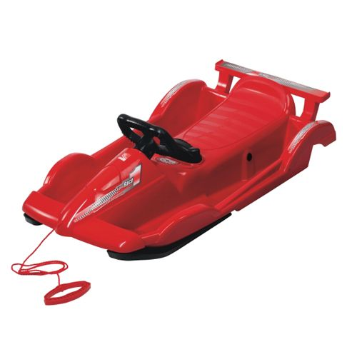 1-Sitzer-Bob AlpenRace, rot