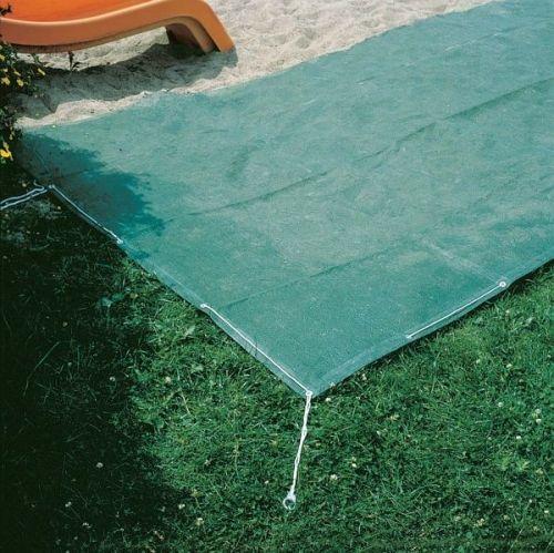 Sandkastenabdeckung 400 x 400 cm