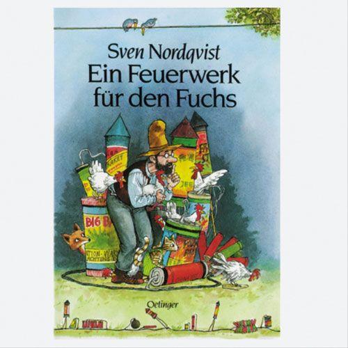 Pettersson und Findus Bilderbuch - Ein Feuerwerk für den Fuchs