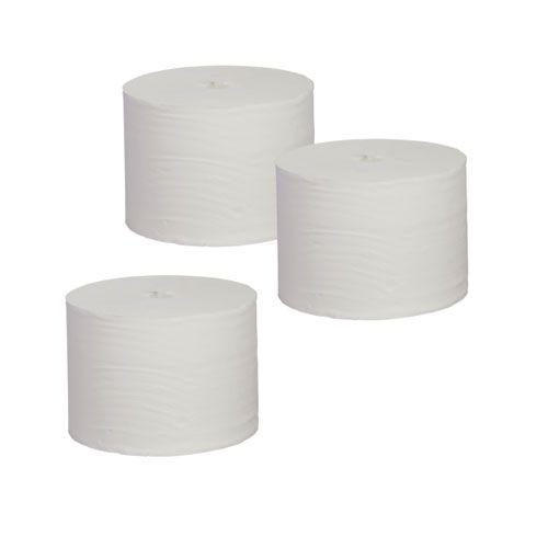 Recycling Toilettenpapier für COSMOS Toilettenpapierspender, 32 Rollen
