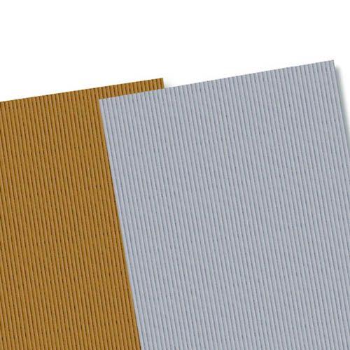 Wellpappe, 50 x 70 cm, 10 Bogen