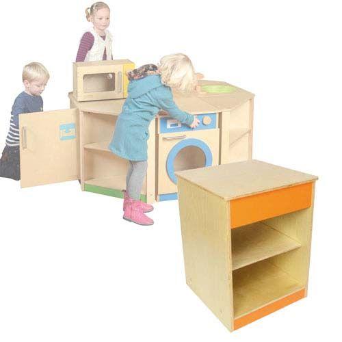 Küchenschrank für Kinderküche