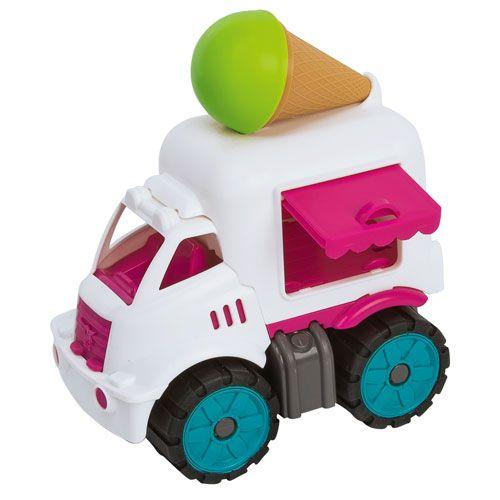 BIG Power Worker Mini Eiswagen