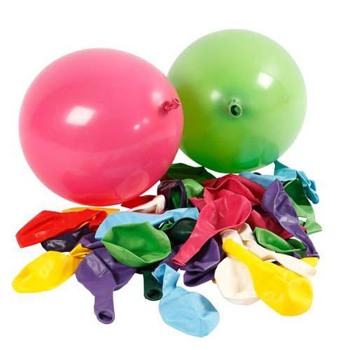 Luftballons, 100 Stk.