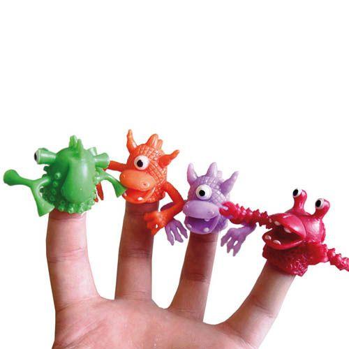 Finger Monster, 8 Stk.