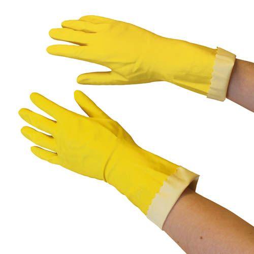 Gummi-Handschuhe, klein, Gr. S