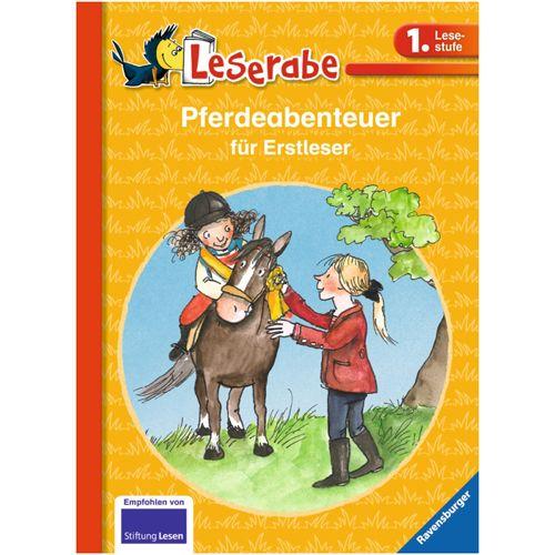 Leserabe Pferdeabenteuer für Erstleser
