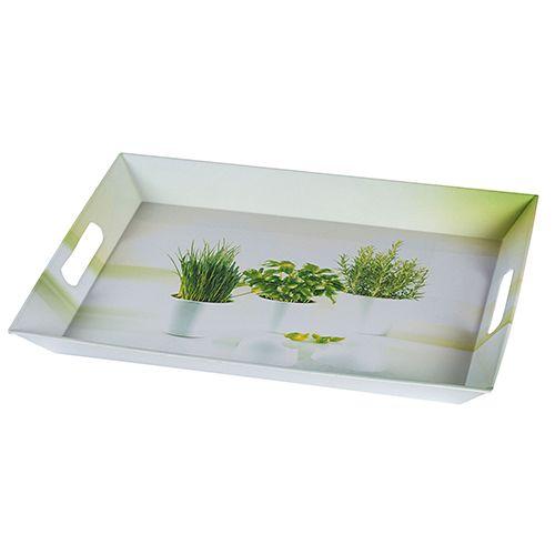 Serviertablett Classic Herbs, 50 x 37 cm