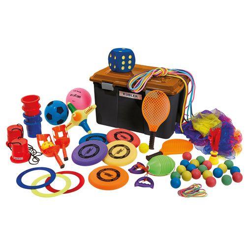 Spiele-Kiste