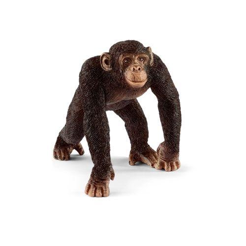 Schleich Wild Life Schimpanse Männchen