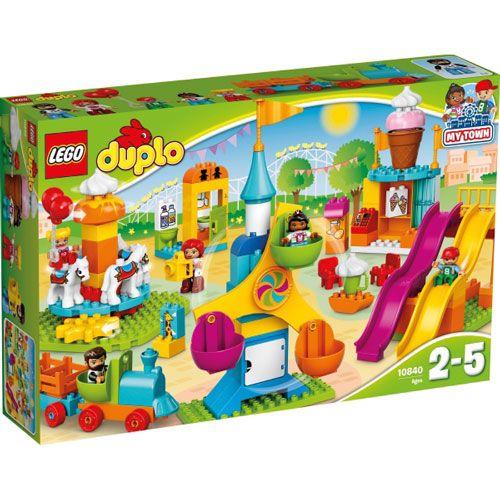 LEGO® DUPLO® Großer Jahrmarkt, 106 Teile