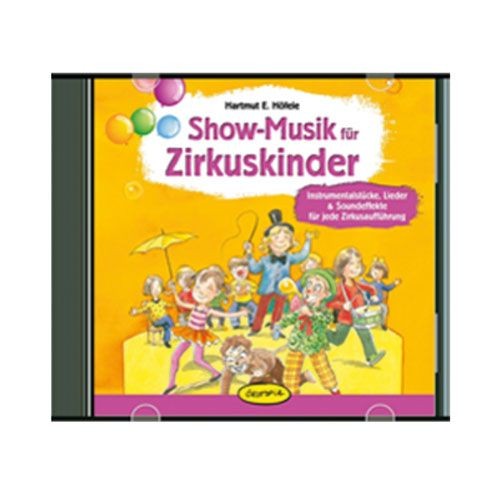 Show Musik für Zirkuskinder
