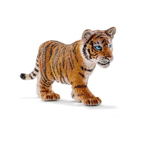 Spielfigur Tiger Aus Kunststoff L=16cm Animals & Dinosaurs