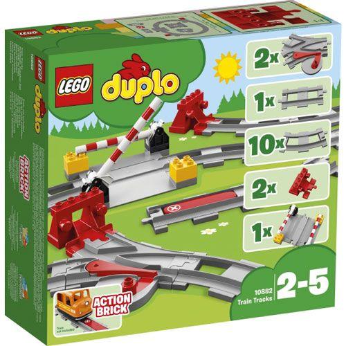 LEGO® DUPLO® Schienen Zubehör-Set, 23 Teile
