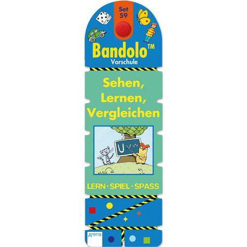 Bandolino - Set 59: Sehen, Lernen, Vergleichen