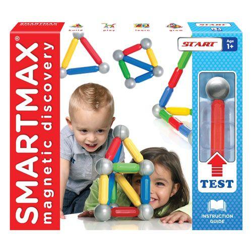 SmartMax Start Plus, 23-teilig - Magnetspiel