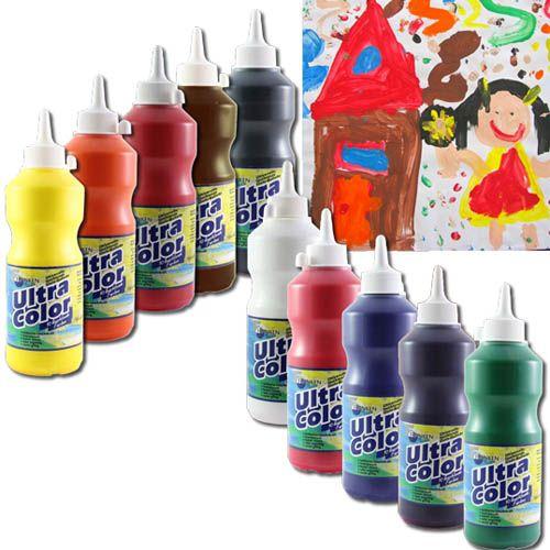 Ultra-Color, 500 ml, 10 Flaschen