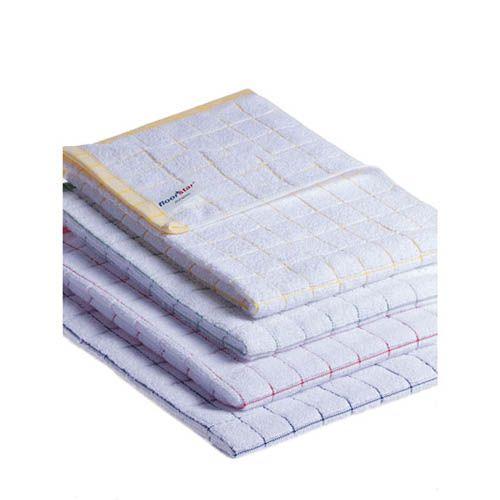 Microfaser-Geschirrtuch POT & PAN, 60 x 40 cm, 5 Stk, Einzelfarben nach Wahl