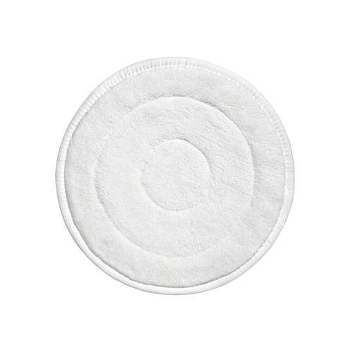 Intensivreinigungs-Pad, 40,6 cm, Micro-weiss