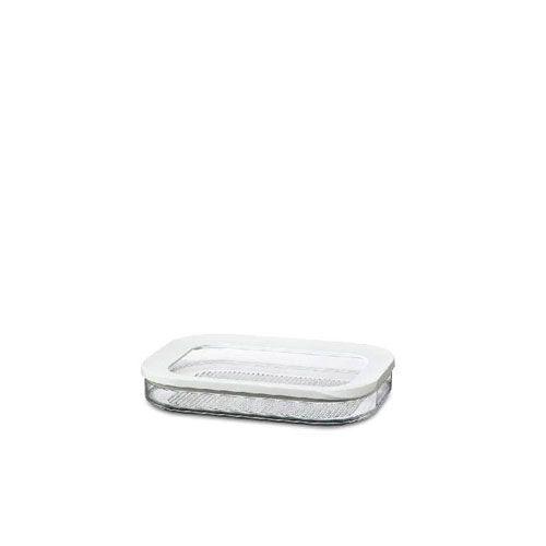 Vorratsdose Modula, Aufschnitt 550 ml, 22,4 x 16 x 3,7 cm