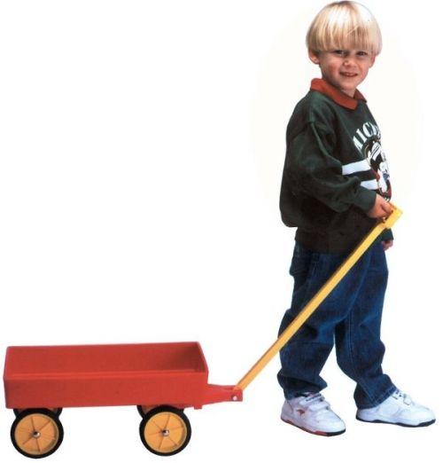 Handwagen mit Deichsel, 60 cm