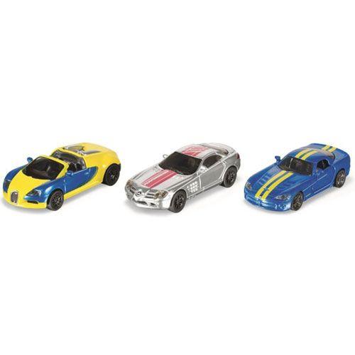 SIKU 6323 Sportwagen-Set, 1:55