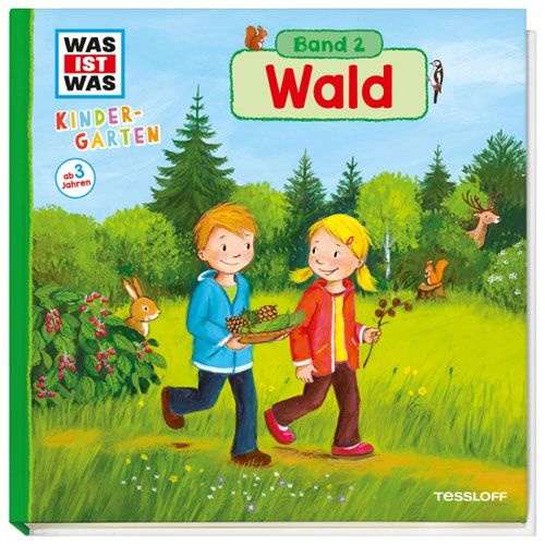 WAS IST WAS Kindergarten, Band 2. Wald