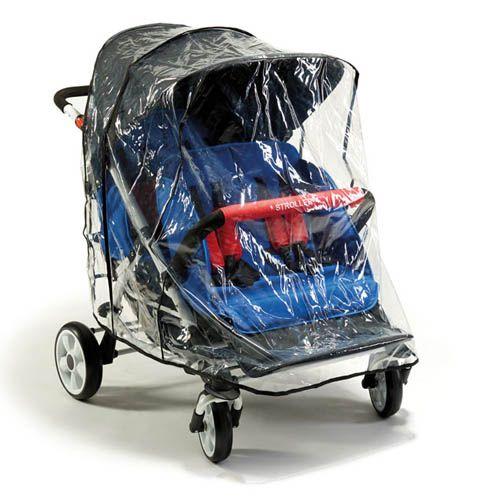Regenverdeck für Winther Kinderwagen Buggy 4 Kids ST4