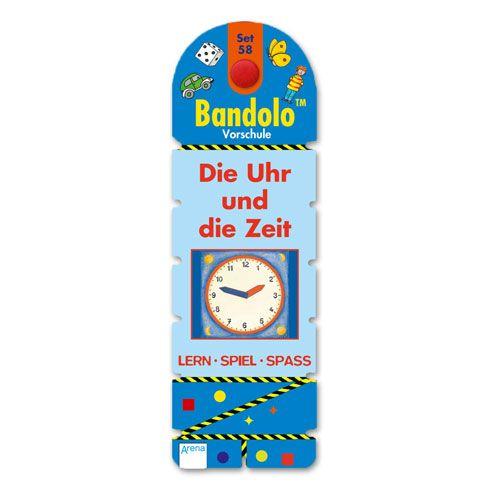 Bandolo - Set 58: Die Uhr und die Zeit