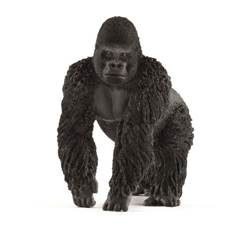 Schleich Wild Life Gorilla Männchen