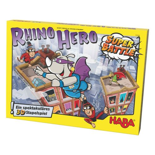 Haba Rhino Hero - Super Battle