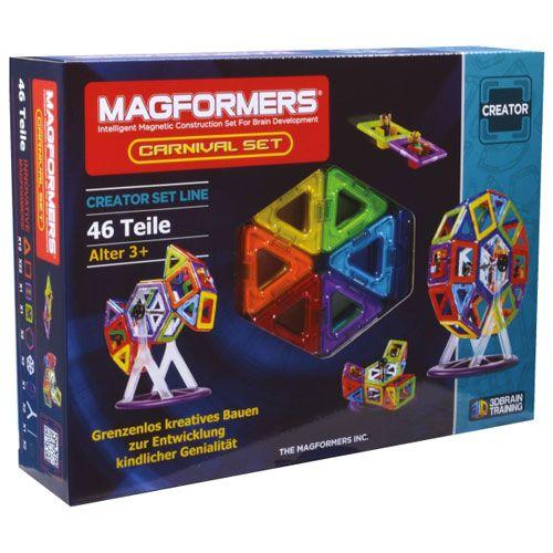 Magformers Carnival Set, 46 teilig