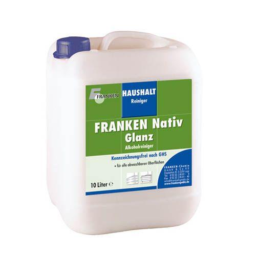 FRANKEN Nativ-Glanz, 10 Liter