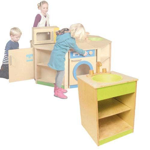 Spülbecken für Kinderküche