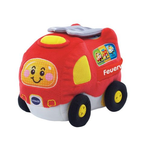 Tut Tut Baby Flitzer-Krabbelspaß Feuerwehr