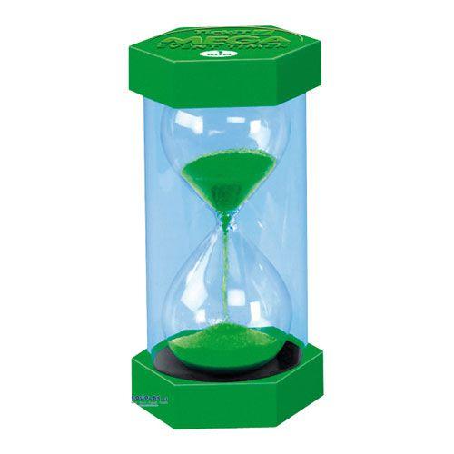 Gigasanduhr 30 min, grün