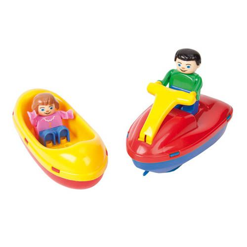 BIG Waterplay Fun Boat Set