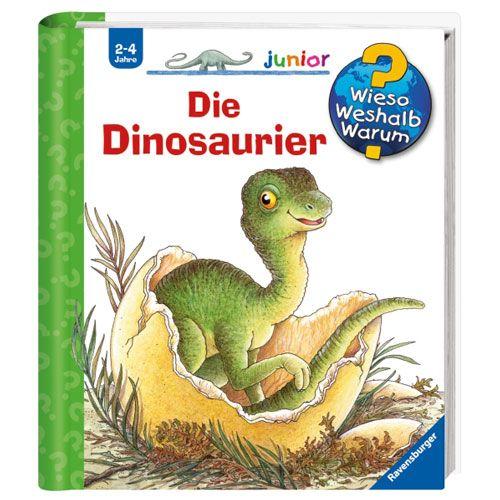 Wieso? Weshalb? Warum? junior 25: Die Dinosaurier