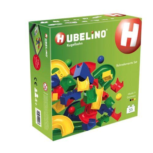HUBELINO-55-teiliges Bahnelemente Set