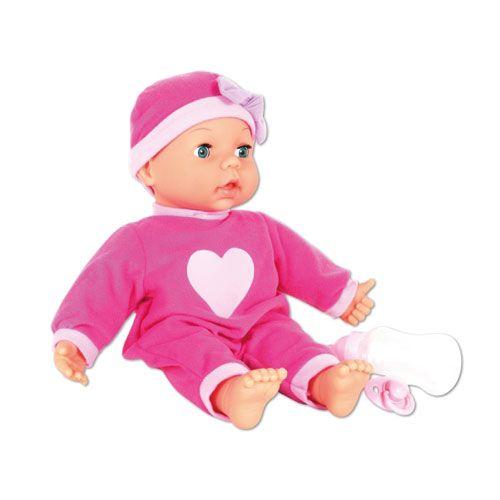 Amia Interaktiv-Puppe 10 Funktionen, 38 cm