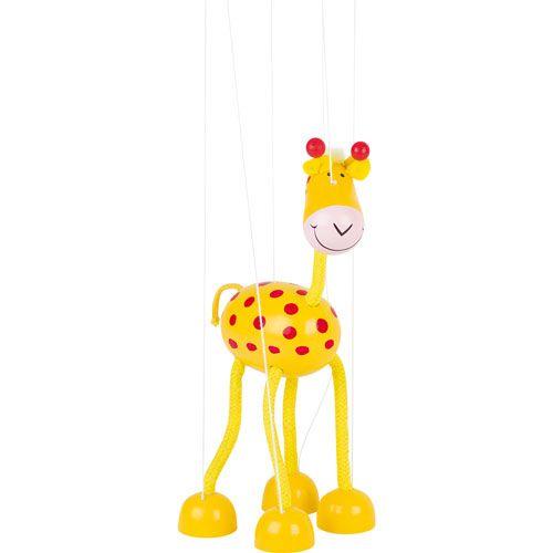 Marionette Giraffe, 27 cm