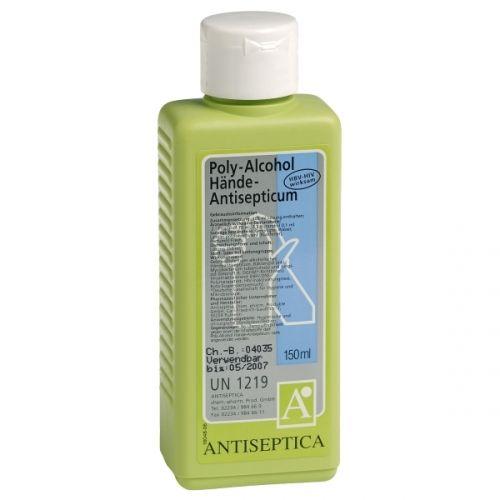Poly-Alcohol Hände-Antisepticum, 150 ml