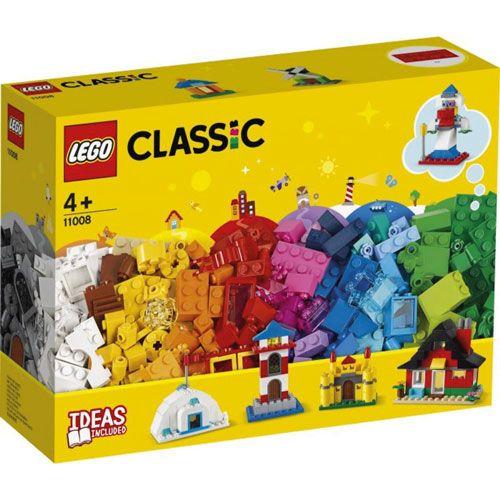 LEGO® Classic LEGO Bausteine - bunte Häuser