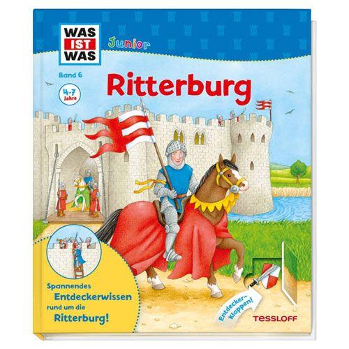 WAS IST WAS Junior, Band 6: Ritterburg
