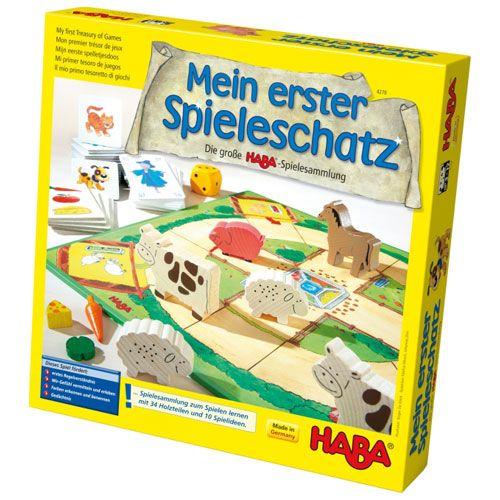 Haba Mein erster Spieleschatz - Die große Haba-Spielesammlung