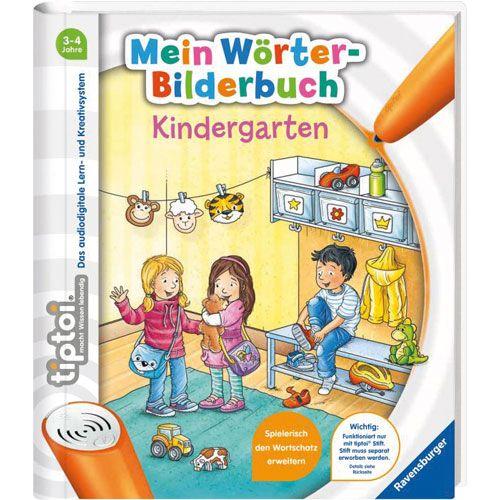 tiptoi® Wörter-Bilderbuch Kindergarten