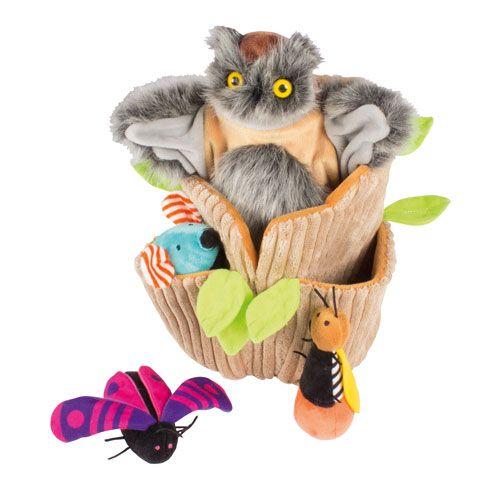 Otis Owl and Friends